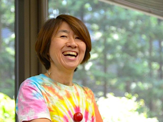 金本麻理子さん(まりちゃん)