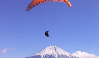 パラグライダーで空を飛ぶ事と、成功する事の原理は同じ